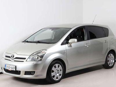käytetty Toyota Corolla Verso 1,8 VVT-i Linea Terra 7p Business - Huollettu - Moottorinlämmitin - Vetokoukku - Seuraava katsastus...