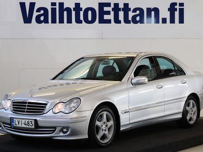 käytetty Mercedes C220 CDI Avantgarde A, SUOMI-AUTO!