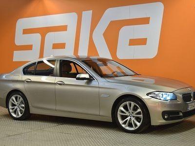 käytetty BMW 520 520 F10 Sedan d TwinPower Turbo A Limited xDrive Edition Exclusive ** TULOSSA ** Ota yhteys myyntiimm