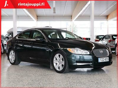 käytetty Jaguar XF 3,0 d Business *** J. kotiintoimitus