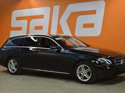 käytetty Mercedes E220 T A Premium Business ** TULOSSA ** Ota yhteys myyntiimme puh.0207032611 **