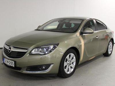 käytetty Opel Insignia 5-ov Edition 1,6 CDTI ecoF S/S 100 (17.V - Erittäin taloudellinen. Yhdistetty kulutus 3,8l/100km
