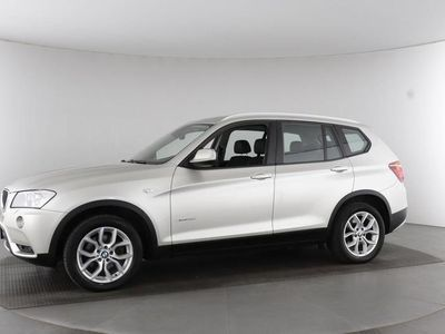 käytetty BMW X3 xDrive20dA TwinPower Turbo F25 Limited Navi Edition, Sport Seats