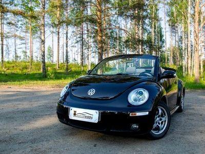 used VW Beetle NewCabriolet * Näyttävä
