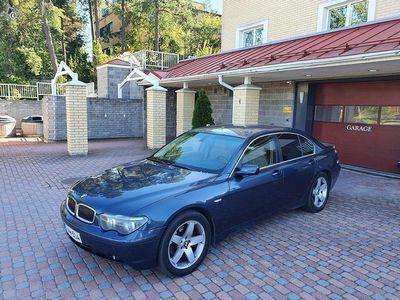 käytetty BMW 730 d