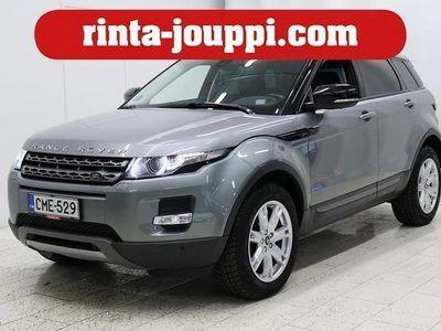 käytetty Land Rover Range Rover evoque 2,2 TD4 Dynamic Aut ED20 - Näyttävä Evoque!