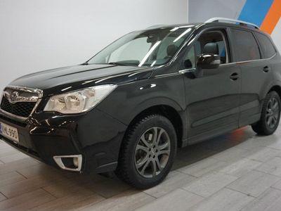 käytetty Subaru Forester 2,0 XT CVT (MY13)