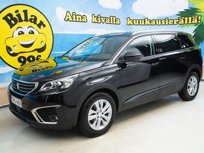 käytetty Peugeot 5008 130 Active BlueHDi A * VÄHÄN AJETTU, 7-PAIKKAINEN! * - *0 KORKO 0, HULLU BLACK WEEK!!!!*