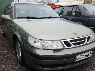 käytetty Saab 9-5 2.0turbo