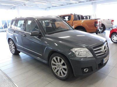 käytetty Mercedes GLK220 GLKCDI 4MATIC Farmari (AC) 5ov 2143cm3 A
