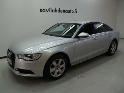 käytetty Audi A6 Sedan Business 2,0 TDI 130 kW multitronic Start-Stop