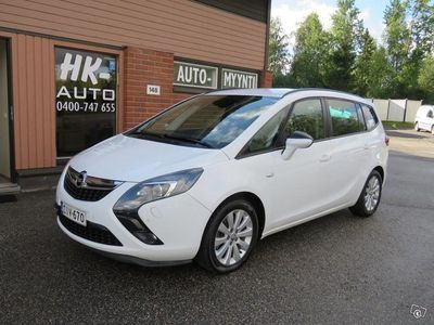 käytetty Opel Zafira Tourer