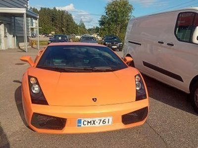 käytetty Lamborghini Gallardo