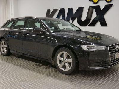 käytetty Audi A6 Avant Business Sport 2,0 TDI 140 kW quattro S tronic **SUOMI-AUTO / ALV / 1 OMISTEINEN**
