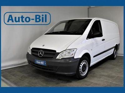 gebraucht Mercedes Vito 113 A2 Aut **** 250 € Gigantin lahjakortti kaupan päälle kesäkuussa! ****