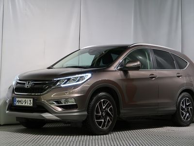 käytetty Honda CR-V Cr-v 1,6 Diesel Elegance Plus -1,6 Diesel Elegance Plus / NELIVETO /