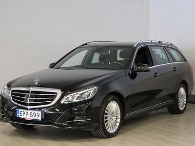 käytetty Mercedes E300 BlueTec Hybrid T A Premium Business - Webasto, navi, adapt. vakionopeudensäädin yms!