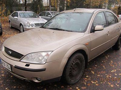 käytetty Ford Mondeo