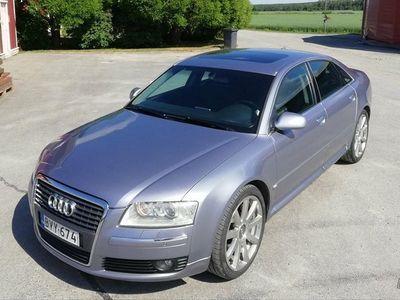 käytetty Audi A8 V8 4,2D
