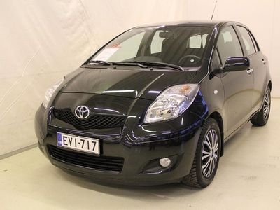 käytetty Toyota Yaris 1,33 Dual VVT-i Stop & Start Edition 2011 5ov