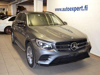 "käytetty Mercedes GLC350 e 4Matic A Premium Business ""AMG"" Plug in Hybrid. Korkotarjous 1.5% !!"