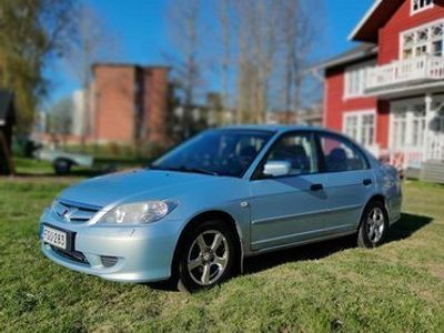 käytetty Honda Civic 1.6 Vtec