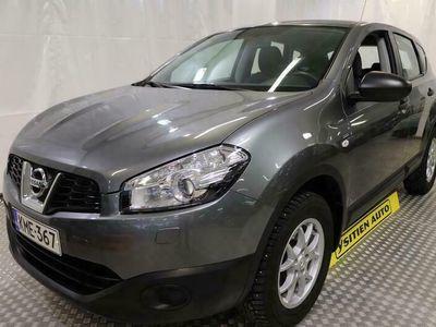 käytetty Nissan Qashqai 1,6L Stop/Start Visia 2WD Cruise Select