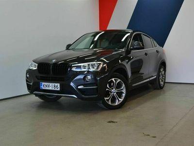 käytetty BMW X4 F26 xDrive20d A X-Line HUD Navi Nahat Hifi Led