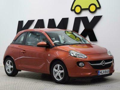 käytetty Opel Adam 3-ov Jam 1,2 ecoFLEX Start/Stop 51kW / Bluetooth / Vakkari / Osa-nahat / HYVIN VARUSTELTU!