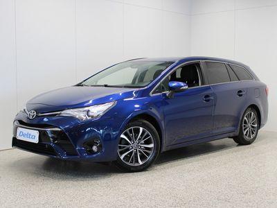 käytetty Toyota Avensis 1,8 Valvematic Active Edition Touring Sports Multidrive S *Rahoitus 0,86% + kulut Huoltorahalla*