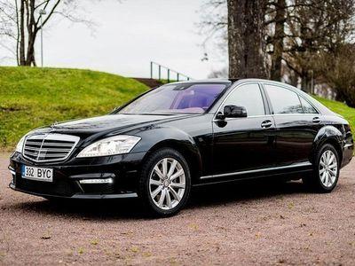 käytetty Mercedes S350 Long 3.0 190kW