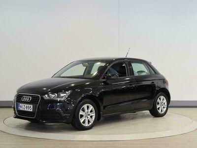 käytetty Audi A1 A1 Attraction 1,2 TFSI Start-Stop - Siisti vähän ajettu