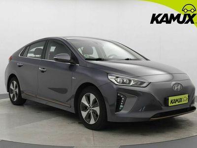 käytetty Hyundai Ioniq electric Style / Ilmalämpöpumppu / Infinity / Adapt.Cruise / Avaimeton kulku / Navi / LED