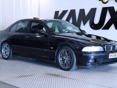 käytetty BMW M5 4D SEDAN M5-DE91/283