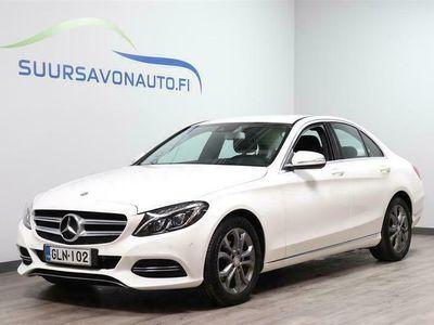 käytetty Mercedes C200 BlueTec A Premium Business**KAUKOVALOAVUSTIN/INTELLIGENT LIGHT SYSTEM**