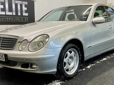 käytetty Mercedes E280 E 280 CDICDI Sedan * HUIPPUKUNTOINEN *