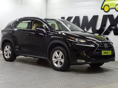 käytetty Lexus NX300h Hybrid A AWD Comfort Business / Keyless / Peruutuskamera / Neliveto