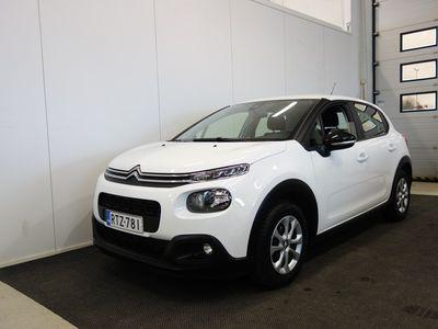 käytetty Citroën C3 PureTech 82 Feel (MY18.W)