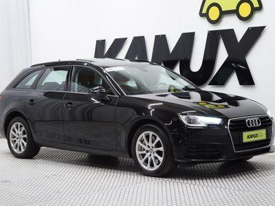 käytetty Audi A4 Avant basis quattro 3,0 TDI 200 kW Tiptronic // Navigointi / LED-ajovalot / Lasikattoluukku //