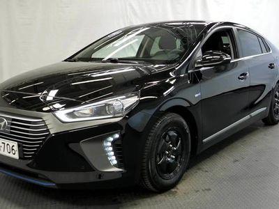 käytetty Hyundai Ioniq HYBRID DCT Style Business -AJETTU VAIN 31TKM! // HYVÄT VARUSTEET-