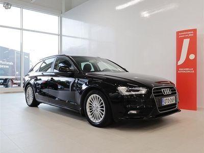 käytetty Audi A4 Avant Business Alpine Pro 2,0 TDI 130 kW quattro S tronic * WEBASTO, KOUKKU, XENONIT, TUTKAT *