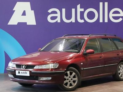 käytetty Peugeot 406 *POISTOAUTO* ST Executive 2.0 GW. Myydään edullisesti.