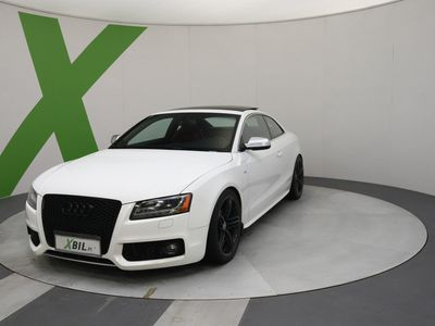 käytetty Audi S5 Coupé 4,2 V8 FSI 354 quattro PANORAMA S tronic
