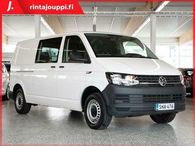 käytetty VW Transporter umpipakettiauto Pitkä 2,0 TDI 75 kW *** J. autoturva saatavilla, J. kotiintoimitus
