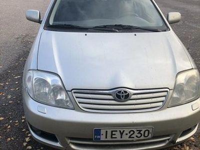 käytetty Toyota Corolla 1.6