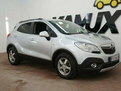 käytetty Opel Mokka 5-ov Enjoy 1,7 CDTI ecoFLEX Start/Stop 96kW MT6 / VETOKOUKKU / RATINLÄMMITYS / BLUETOOTH /