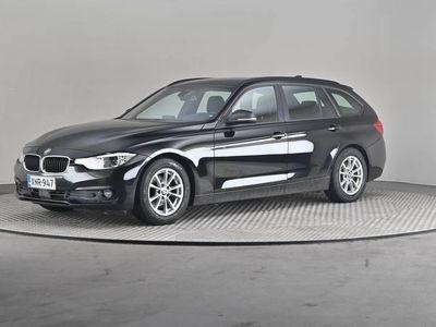 käytetty BMW 320 3 Serie F31 Touring d A Edition Business (MY17) -Webasto, Navi, HUD, Koukku-