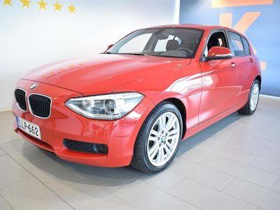 käytetty BMW 116 F20 TwinPower Turbo A Business Automatic Edition