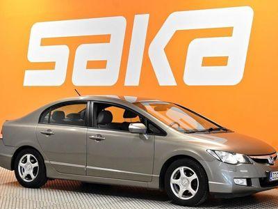 käytetty Honda Civic 4D 1,4i CVT AT Hybrid Business ** Juuri tullut, ota yhteys myyntiin: 050 430 0849 **
