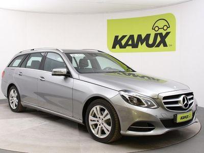 käytetty Mercedes E200 CDI T A Avantgarde // Navigointi / Cruise / Osanahkaverhoilu //